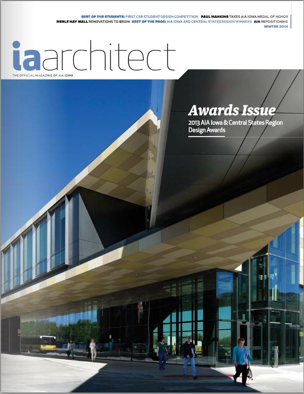 2014 Iowa Architect