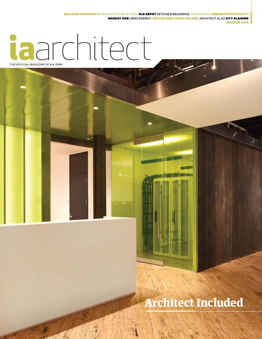 2015 Ia Architect